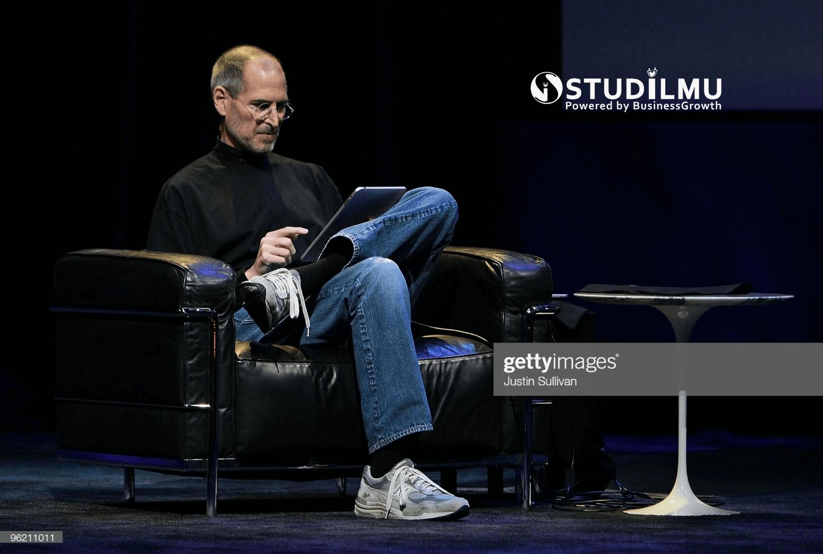 Bagaimana Cara Memiliki Mimpi Besar ala Steve Jobs?
