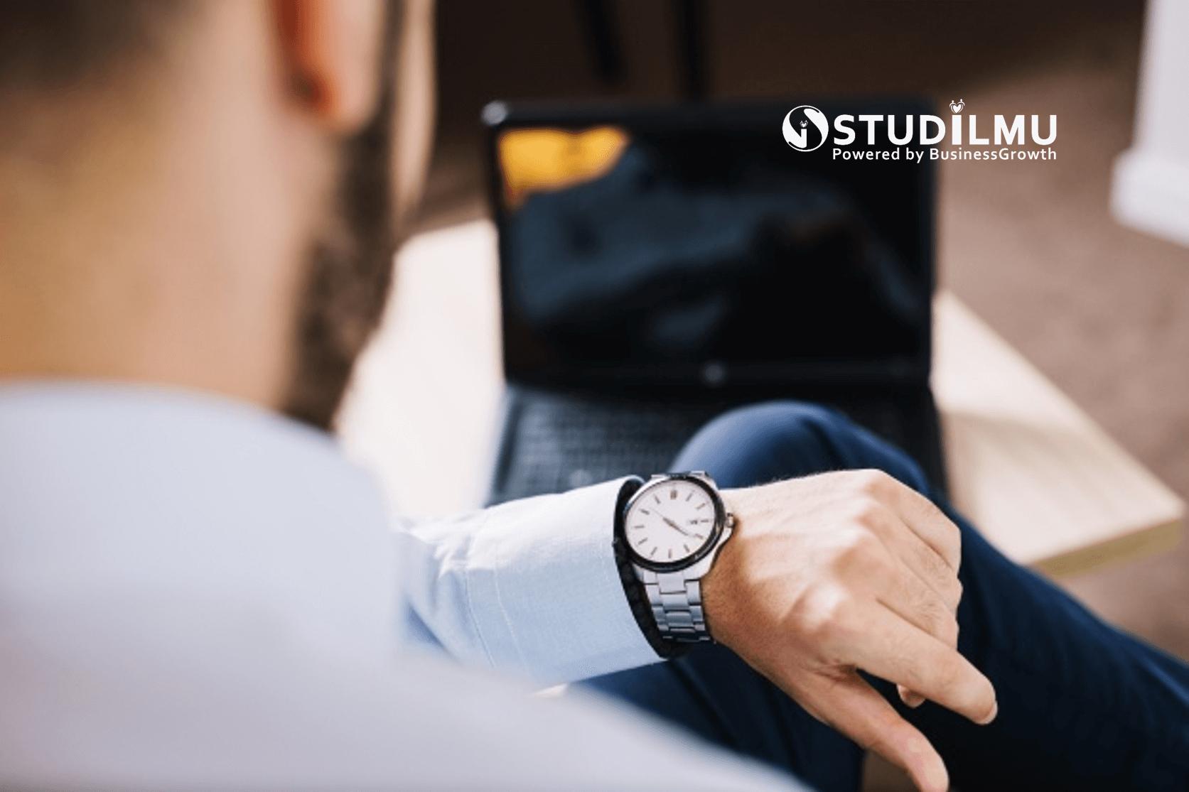 STUDILMU Career Advice - 7 Trik Manajemen Waktu untuk Para Milenial