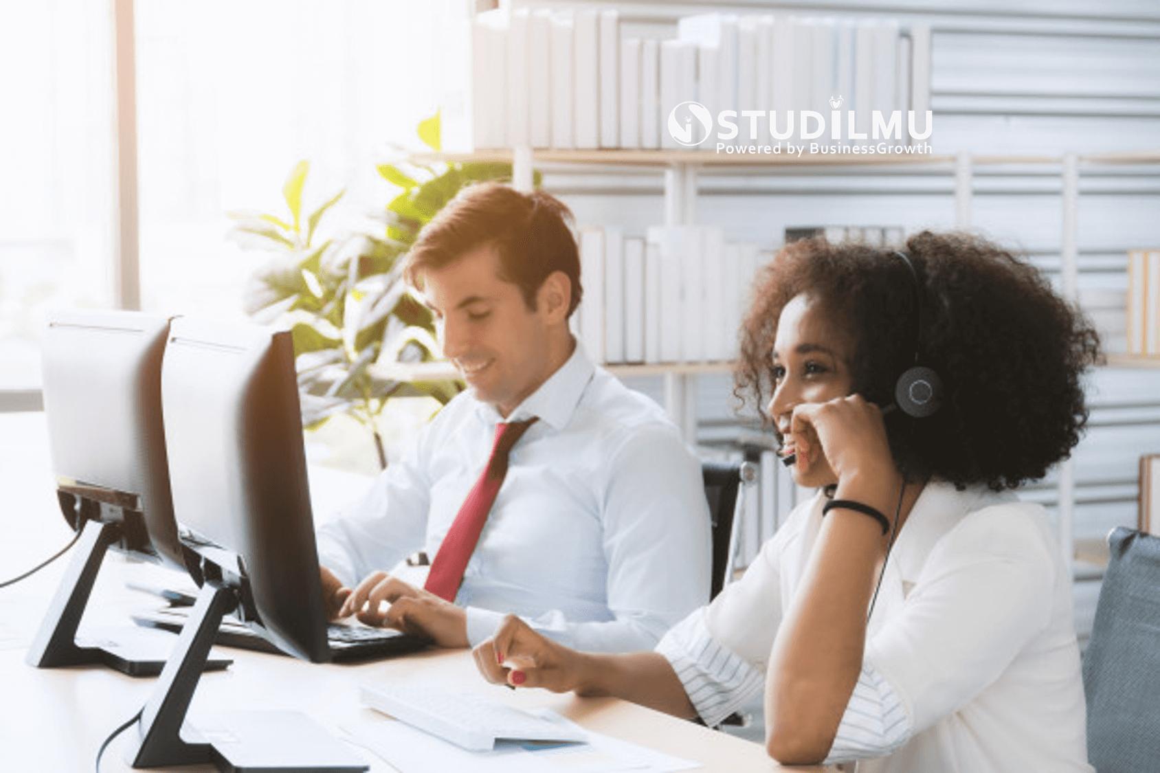 STUDILMU Career Advice - 4 Jenis Customer Service dan Cara Memaksimalkannya