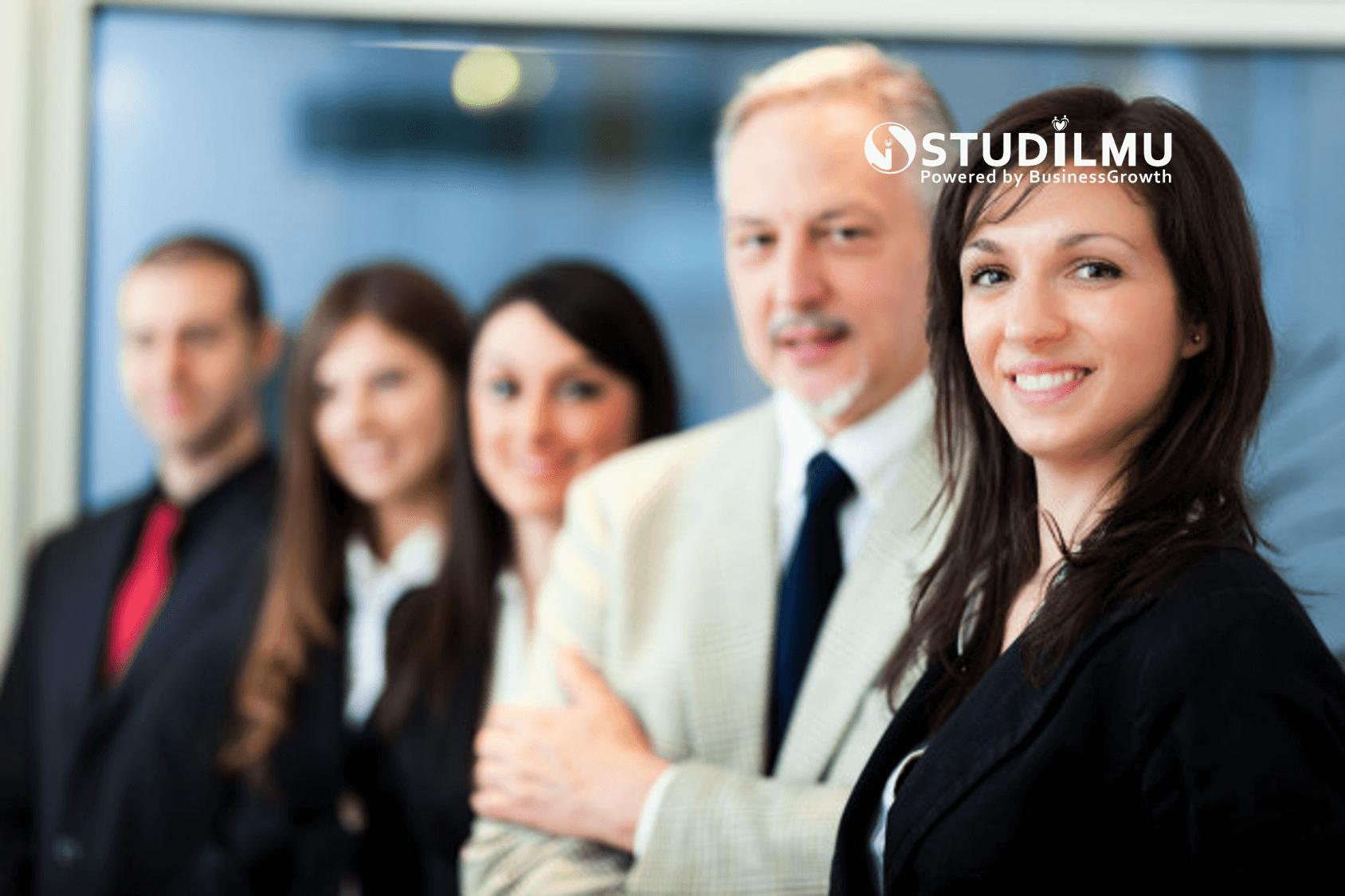 STUDILMU Career Advice - 12 Pengembangan Diri Menjadi Pemimpin dan Individu yang Lebih Baik
