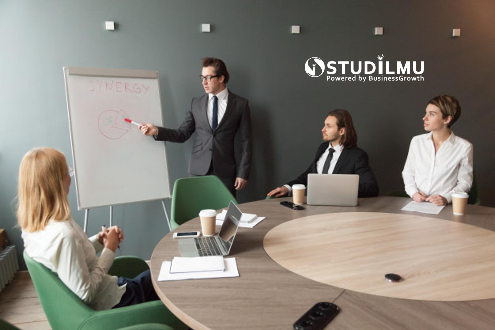STUDILMU Career Advice - 7 Cara Membuat Presentasi Penjualan yang Hebat