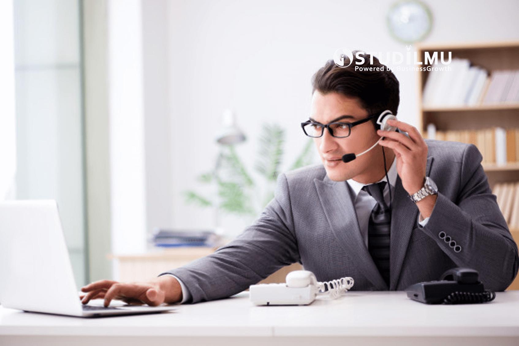STUDILMU Career Advice - 3 Hal yang Diperlukan untuk Customer Service yang Berkelanjutan