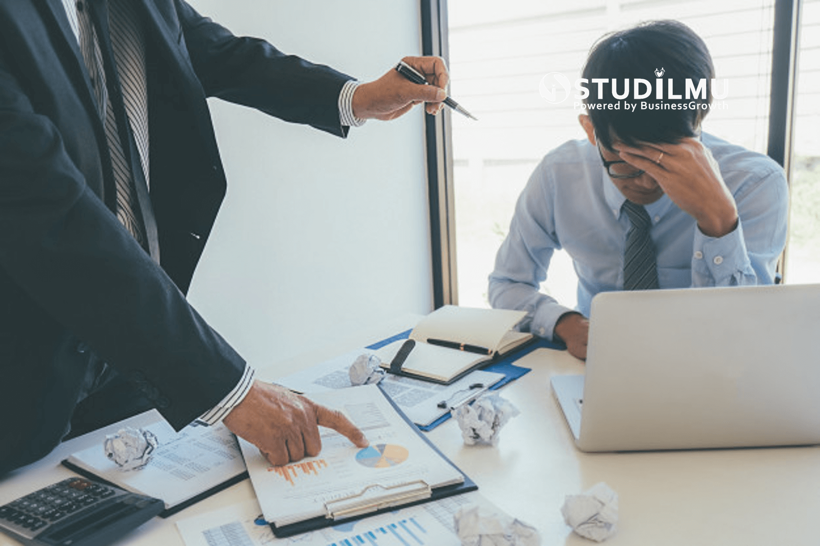 STUDILMU Career Advice - 3 Kesalahan Kerja yang Mempengaruhi Kredibilitas Kerja