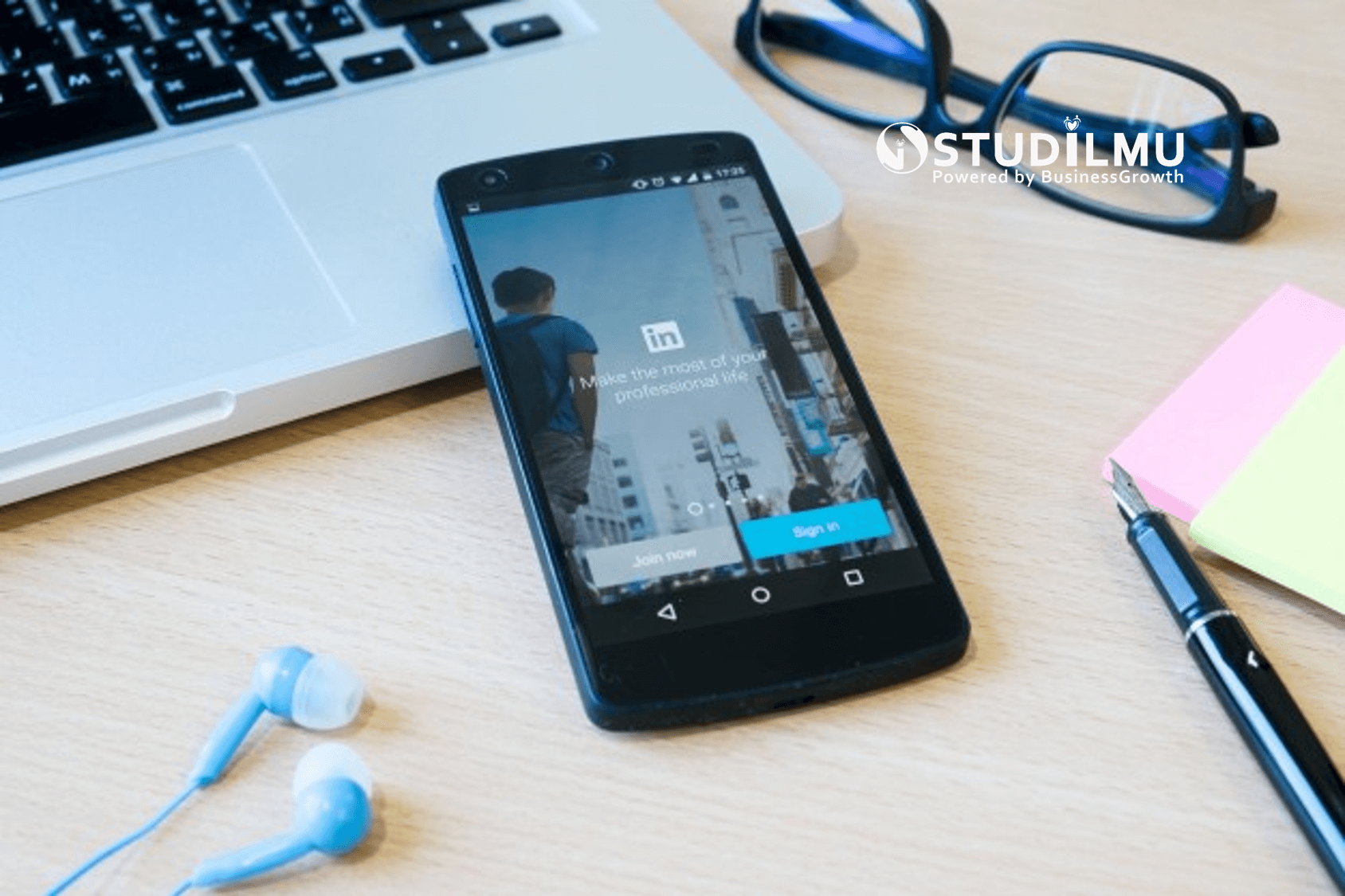 STUDILMU Career Advice - 4 Cara Mempromosikan Produk Anda melalui LinkedIn