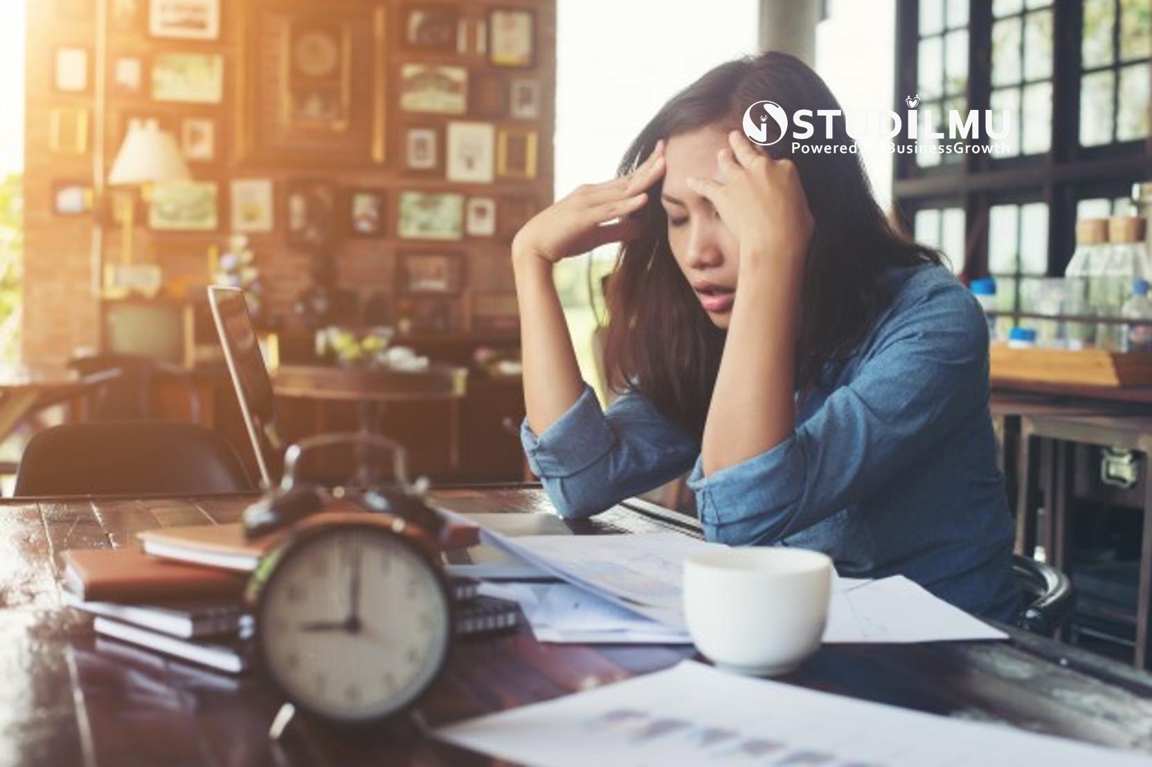 STUDILMU Career Advice - 7 Self-Improvement yang Harus Dilakukan Saat Ingin Menyerah