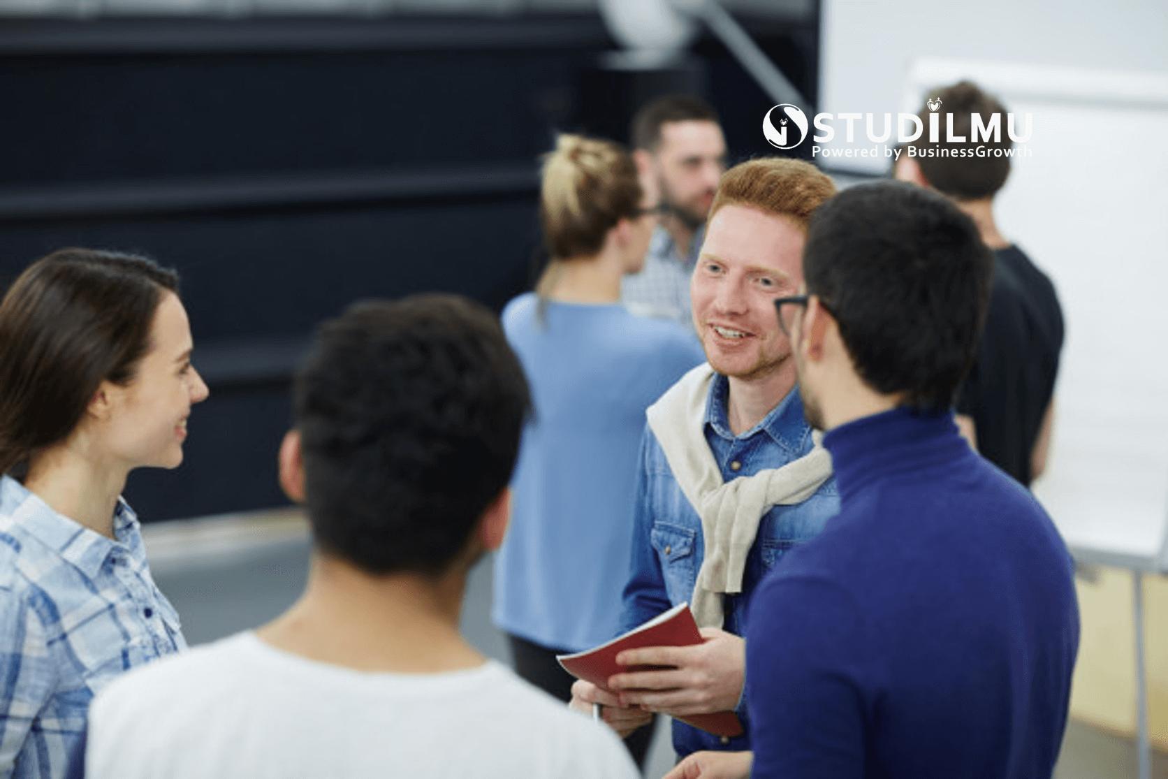 STUDILMU Career Advice - 5 Langkah dalam Komunikasi Efektif selama Krisis