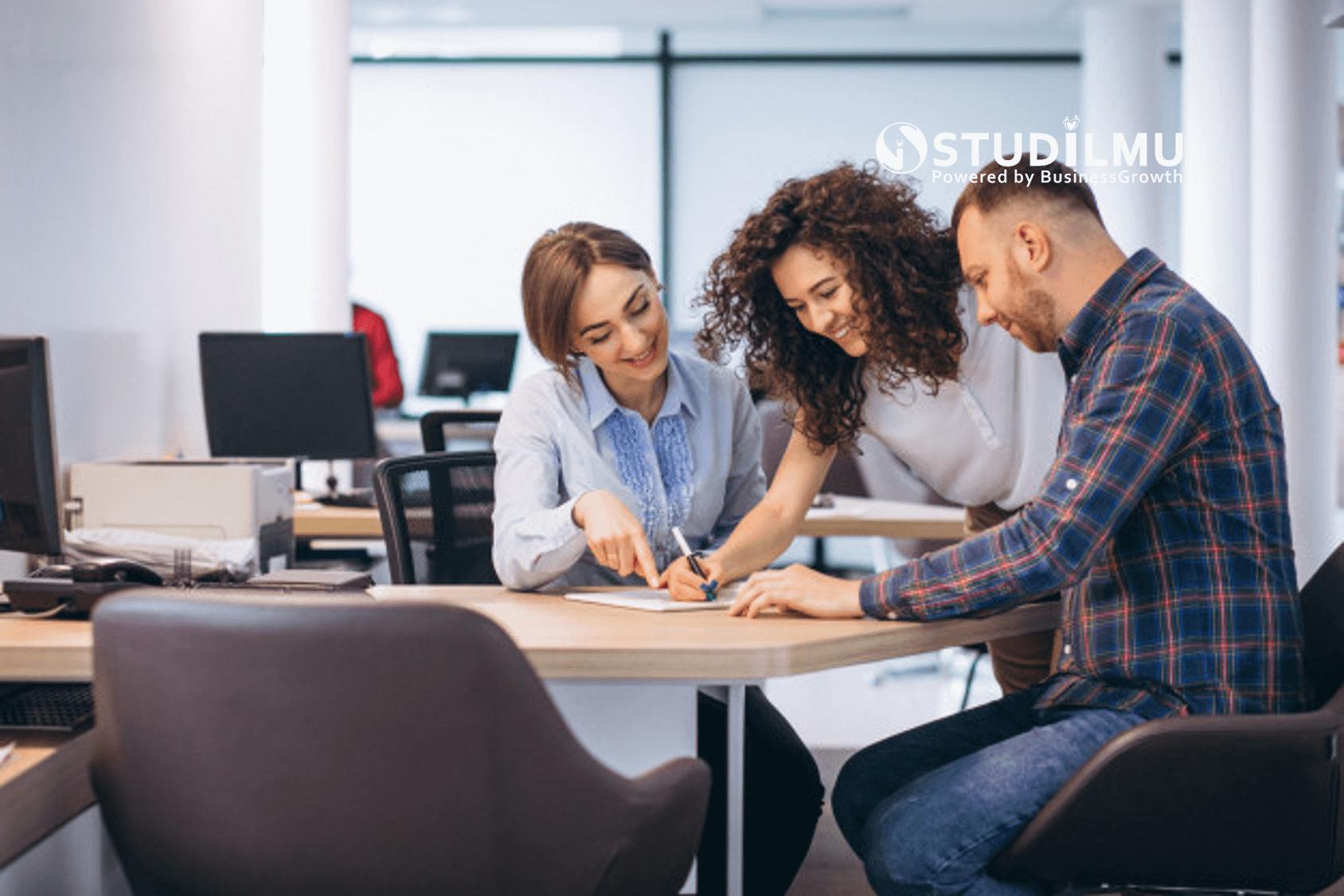STUDILMU Career Advice - Etika Bisnis: Definisi, Tujuan, Contoh dan Manfaatnya dalam Perusahaan