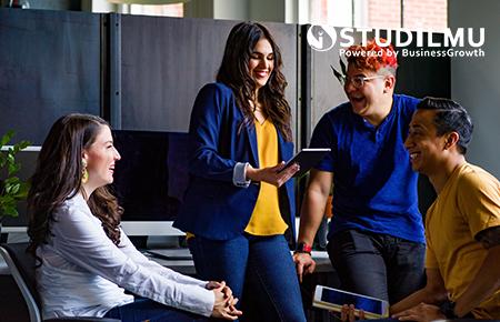 STUDILMU Career Advice - Komunikasi Bisnis: Verbal & Non-verbal