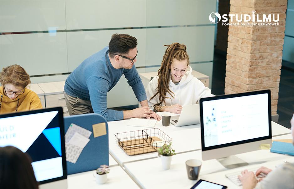 STUDILMU Career Advice - Menariknya Kerja di Startup!