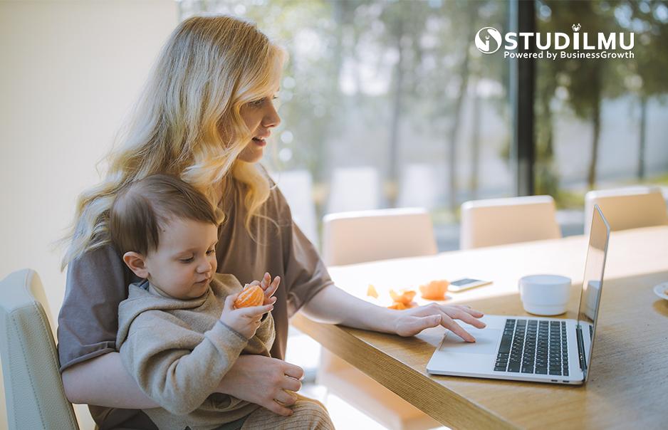 STUDILMU Career Advice - Work From Home, Mengenal Budaya Kerja Baru
