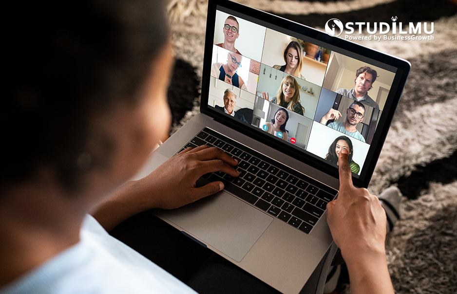 Melakukan Kolaborasi Secara Virtual