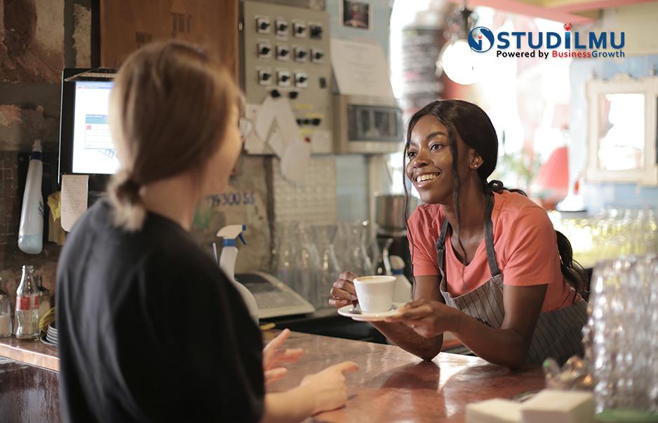 STUDILMU Career Advice - Pentingnya menjaga Hubungan Baik dengan Pelanggan
