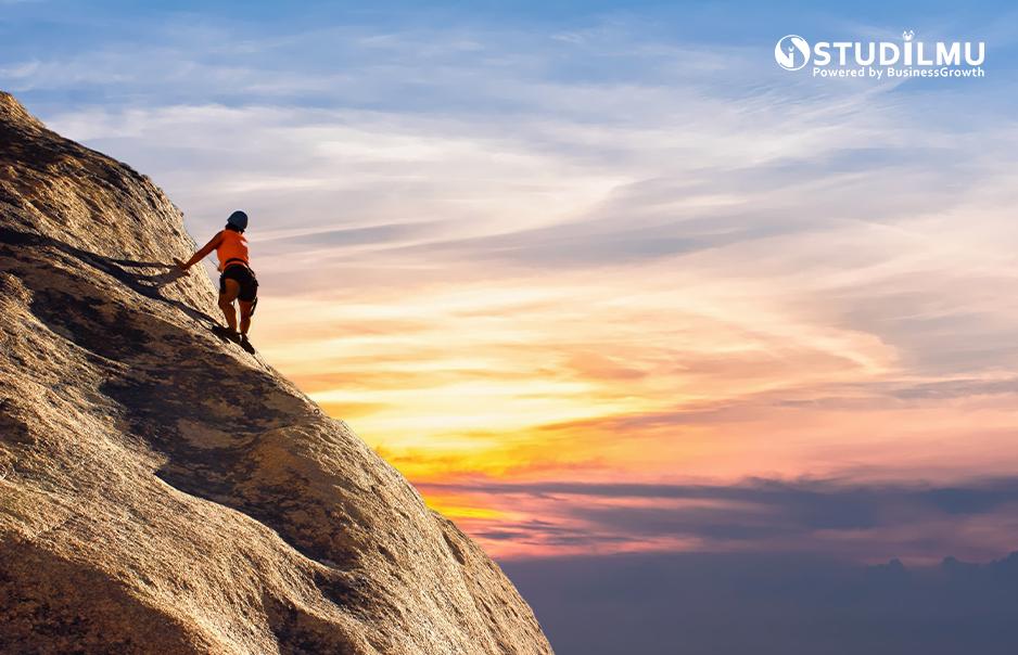 STUDILMU Career Advice - Memiliki Ketangguhan Hidup (Resiliensi)