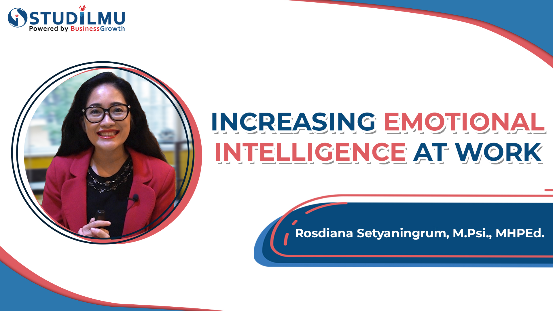 Increasing Emotional Intelligence at Work