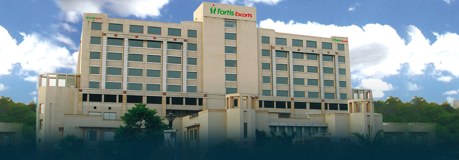 Best Hospital in Jaipur - Fortis Escorts Hospital Jaipur