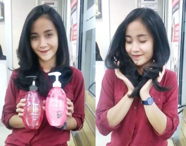 Shampoo dengan Keharuman Menyegarkan yang Akan Kamu Suka! d2293f23e8
