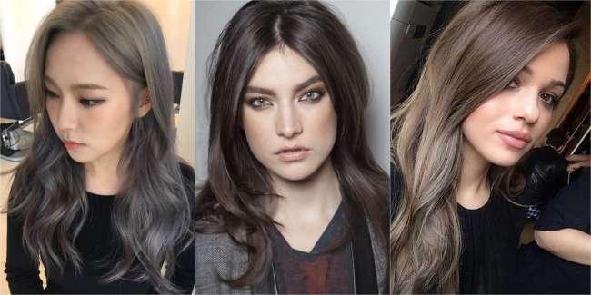 50 Ide Situs Ash Brown Warna Rambut Menakjubkan Jelita