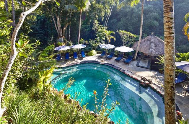 印尼乌布缇伽姆普温泉酒店