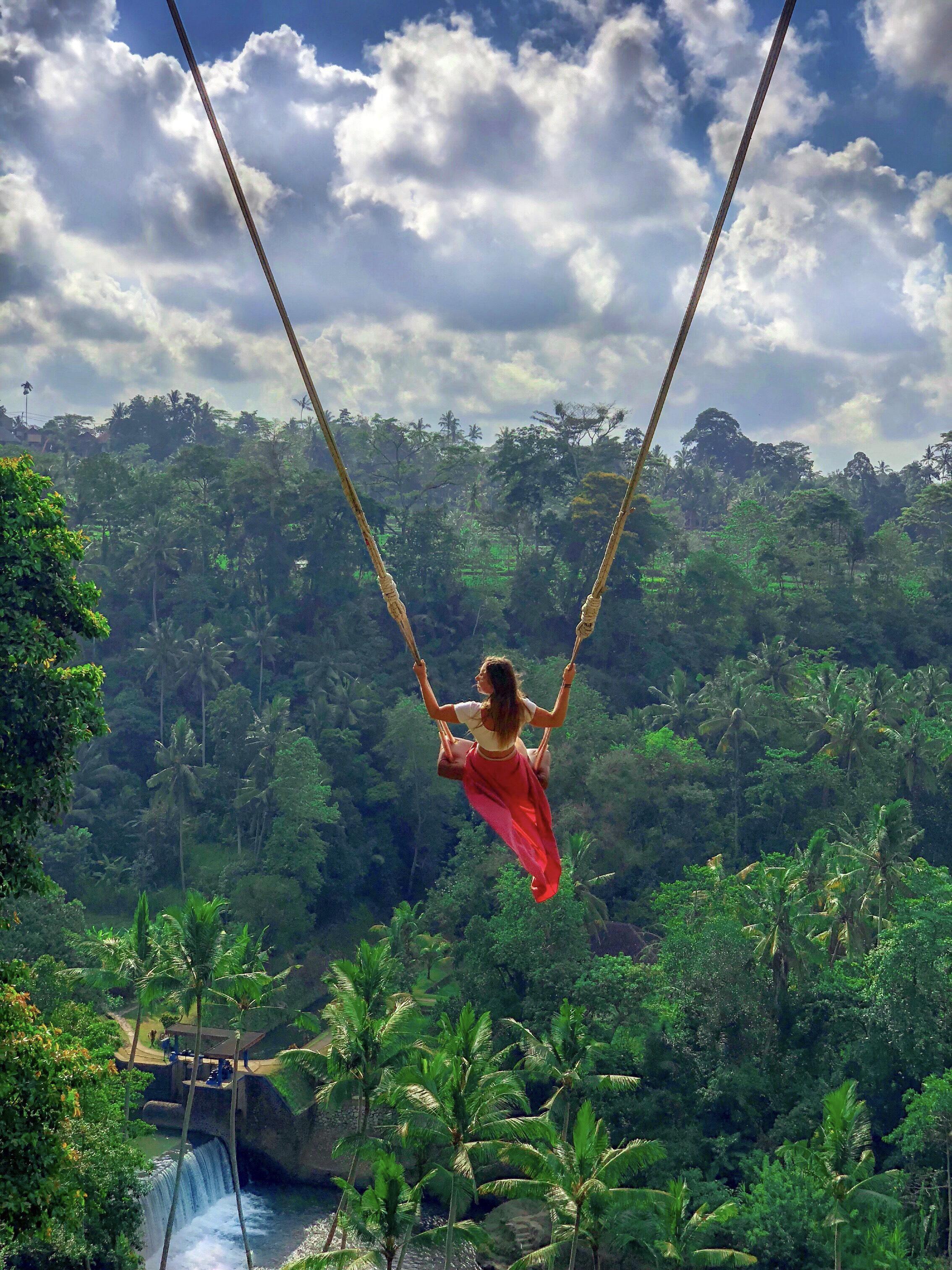 巴厘岛秋千 Bali Swing
