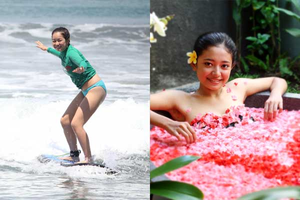 Dekom Surf Lesson + Spa