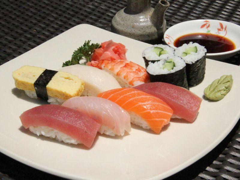 Ninja Sushi Set