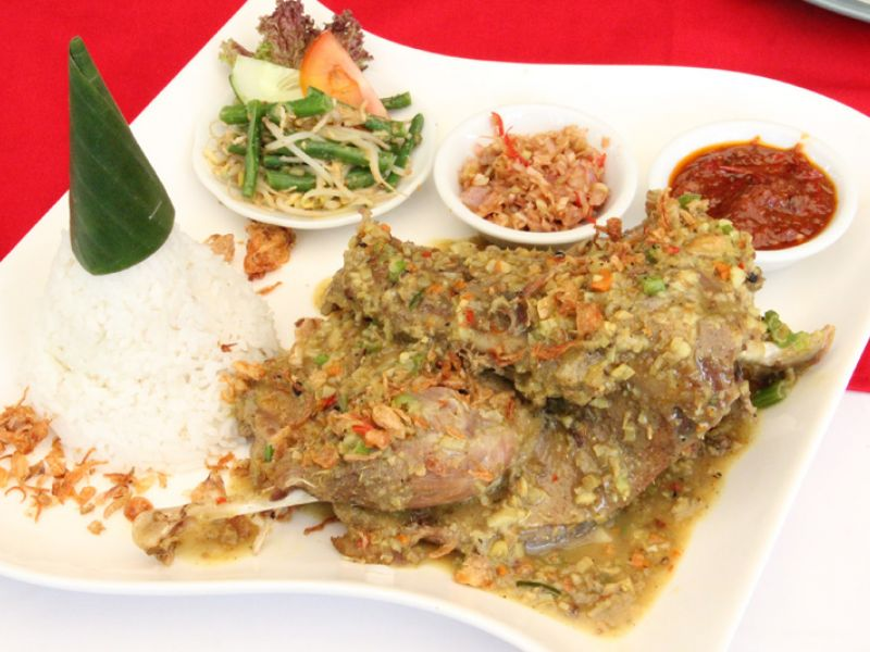Indonesian dish