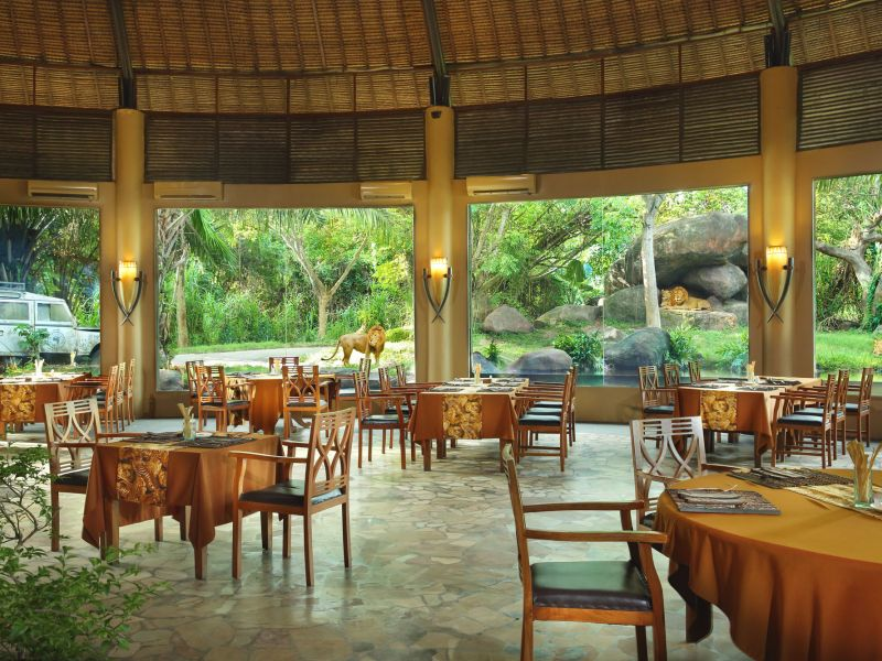 Tsavao Lion Restaurant