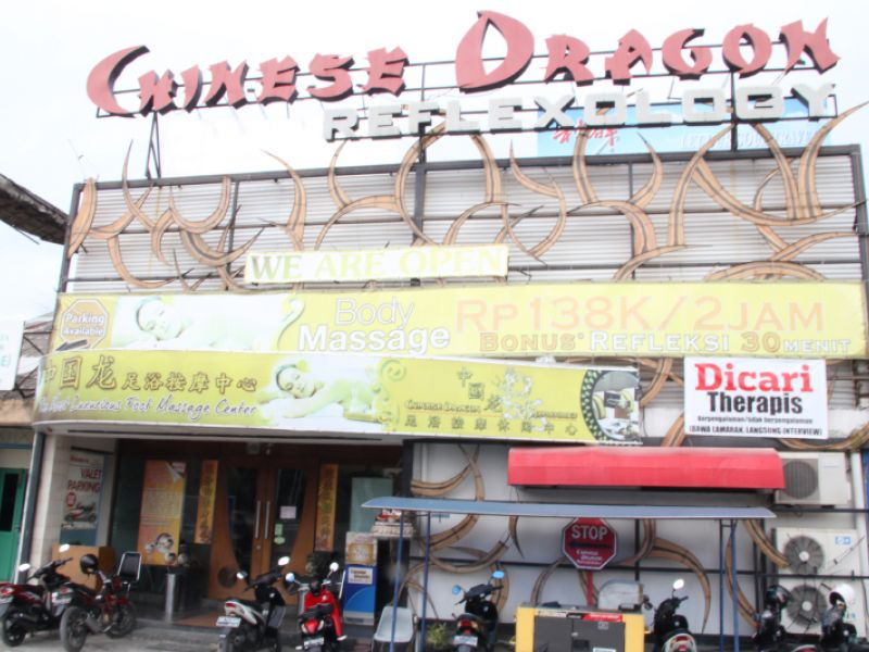 Chinese Dragon Reflexology Center