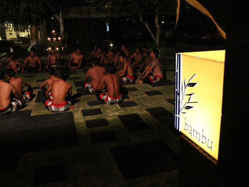 Kecak Dance Night