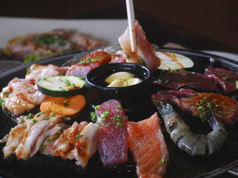 Seafood Yakiniku