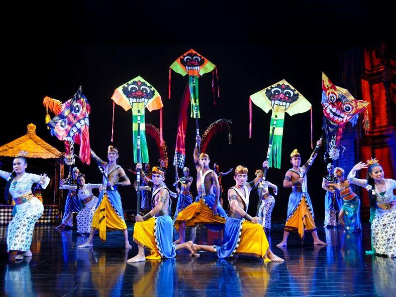 Balinese Theatre