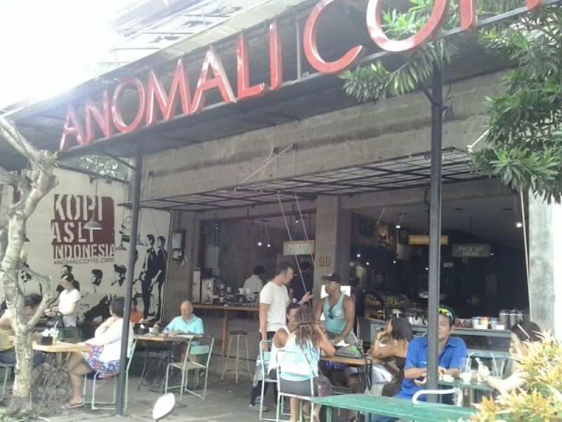 Anomali Coffee (Ubud)
