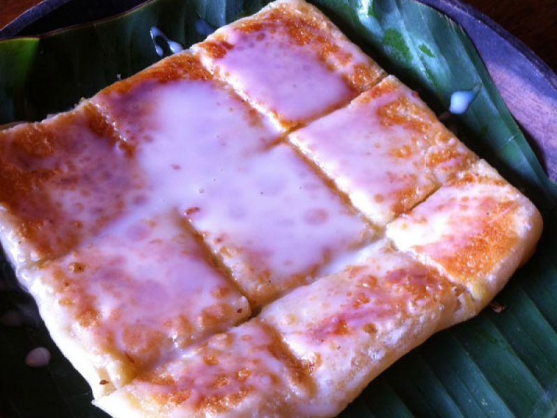 Roti Susu Keju