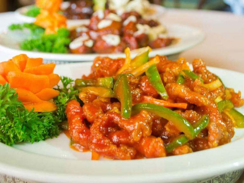 Beef Chilli Sauce