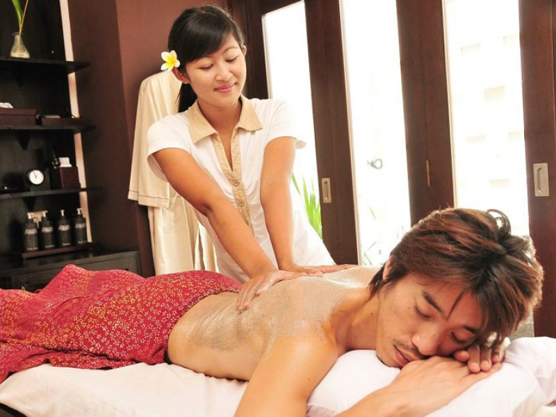 Men's Spa Treatment