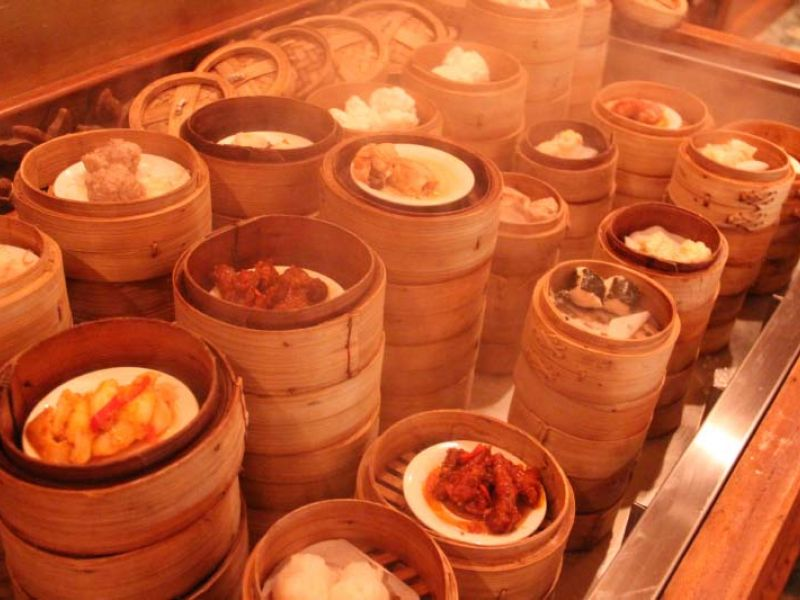 Steam Food Dim Sum