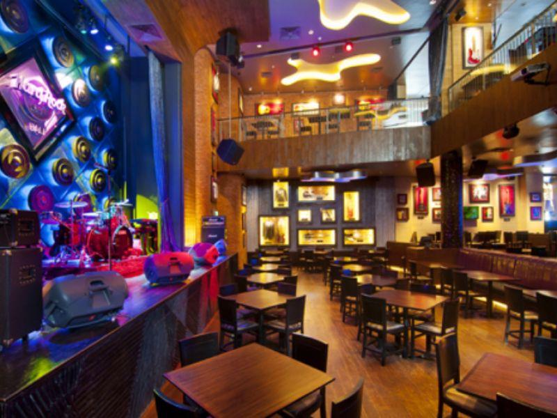 Hard Rock Cafe Lombok
