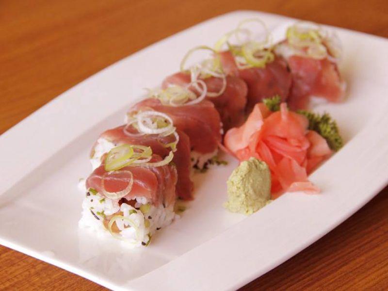 Maguro Natto Roll