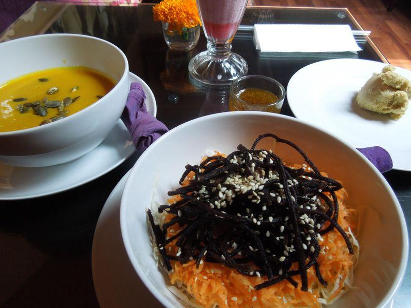 Hijiki & Carrot Salad