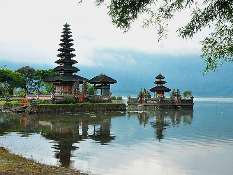 Ulun Danu Batur Temple (Pura Ulun Danu Batur)