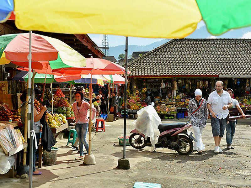 Bedugul Market (Pasar Bedugul)