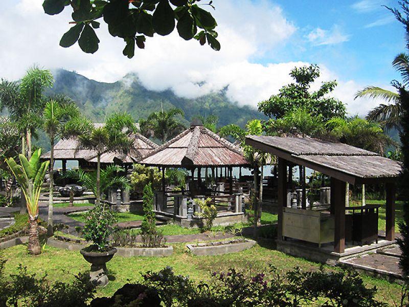 Toya Bungkah Village