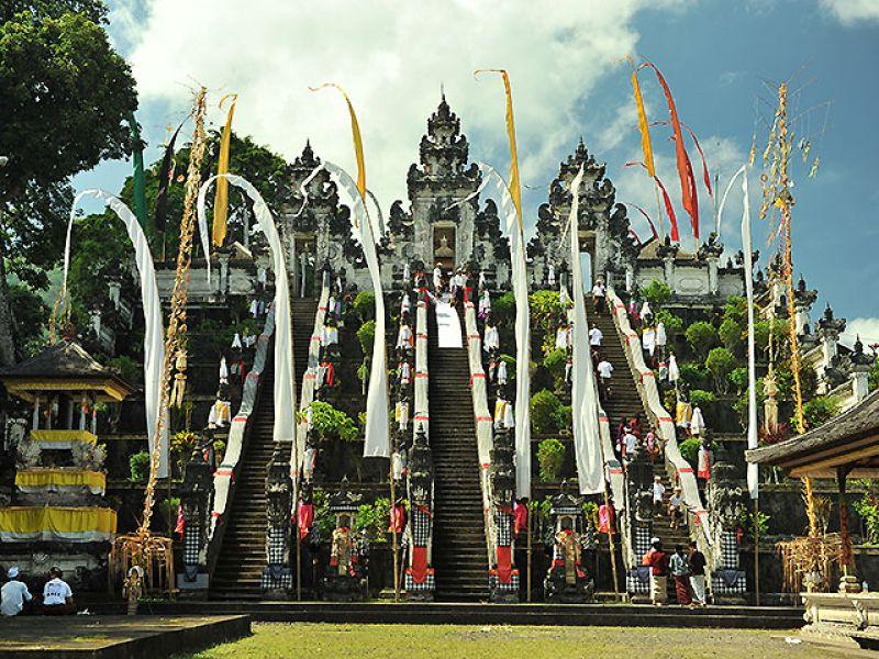 Lempuyang Temple (Pura Lempuyang)