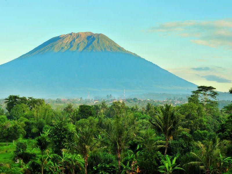 Gunung Agung (Mt. Agung)