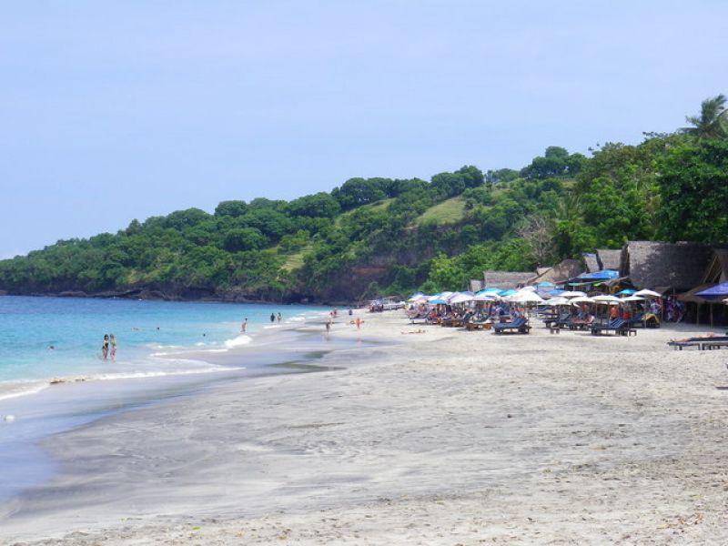 White Sand Beach (Pasir Putih)