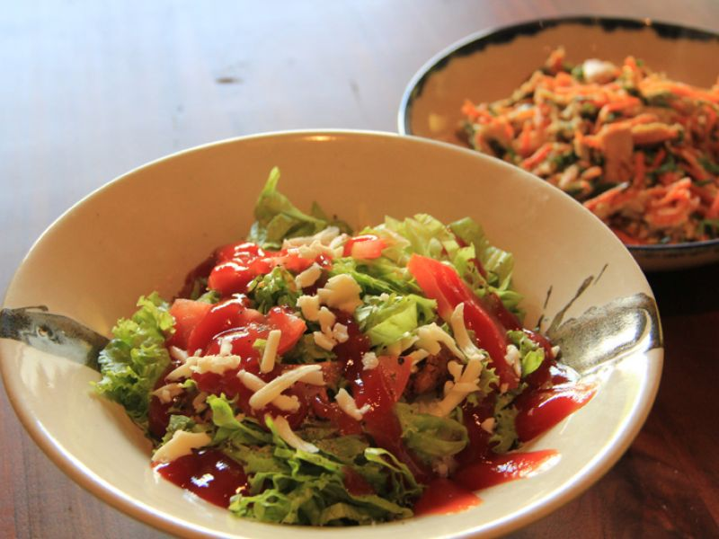 Okinawa Dish