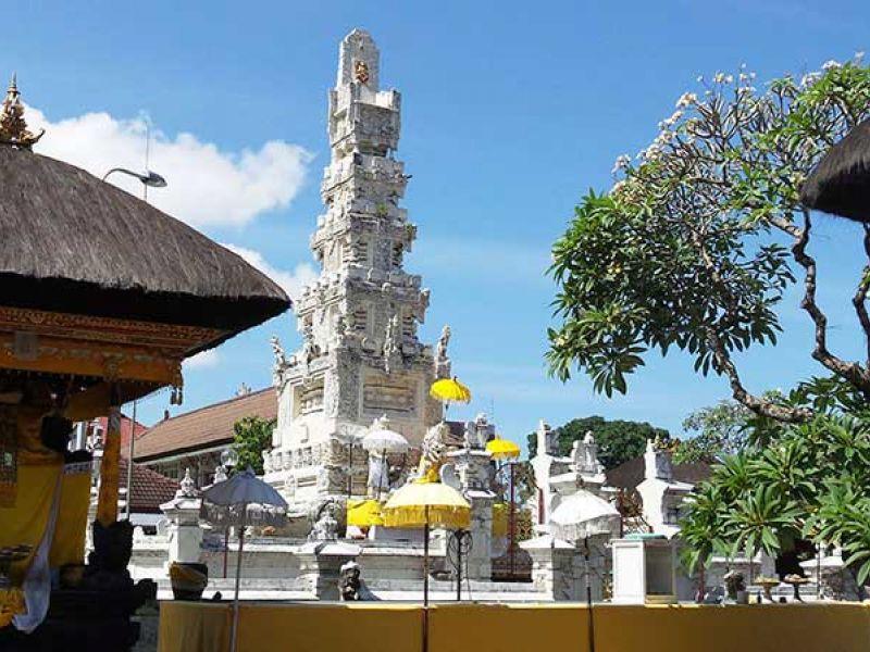 Jagatnatha Temple (Pura Jagatnatha)