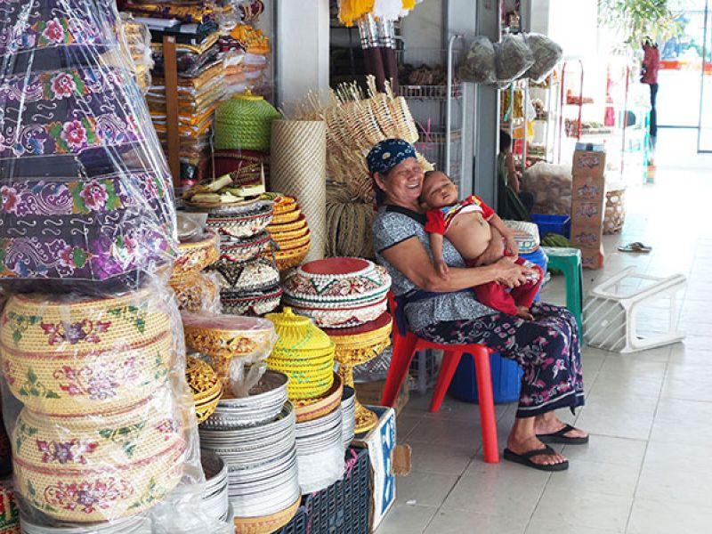 Sindhu Market (Pasar Sindhu)