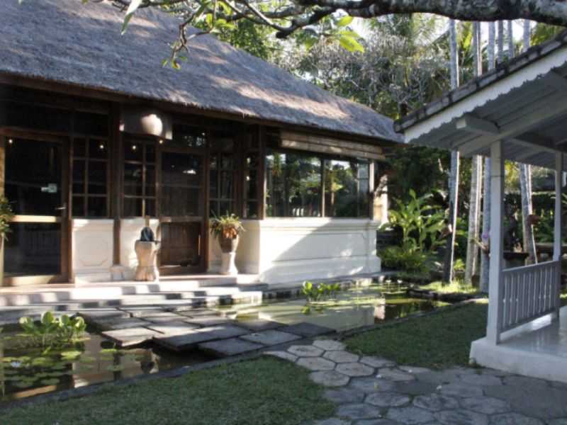 Jamu Traditional Spa (Tandjung Sari)