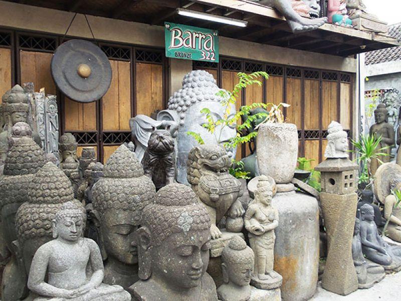 Batu Bulan Village